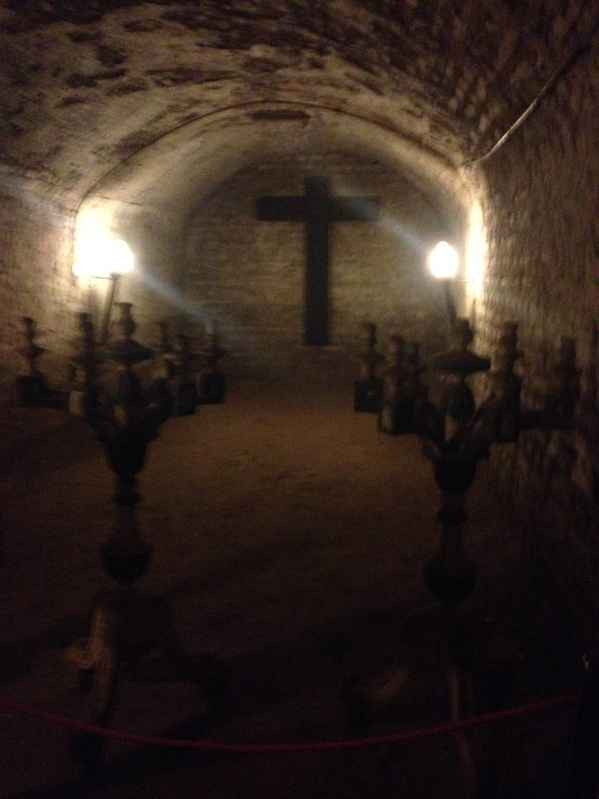 catacombs lima