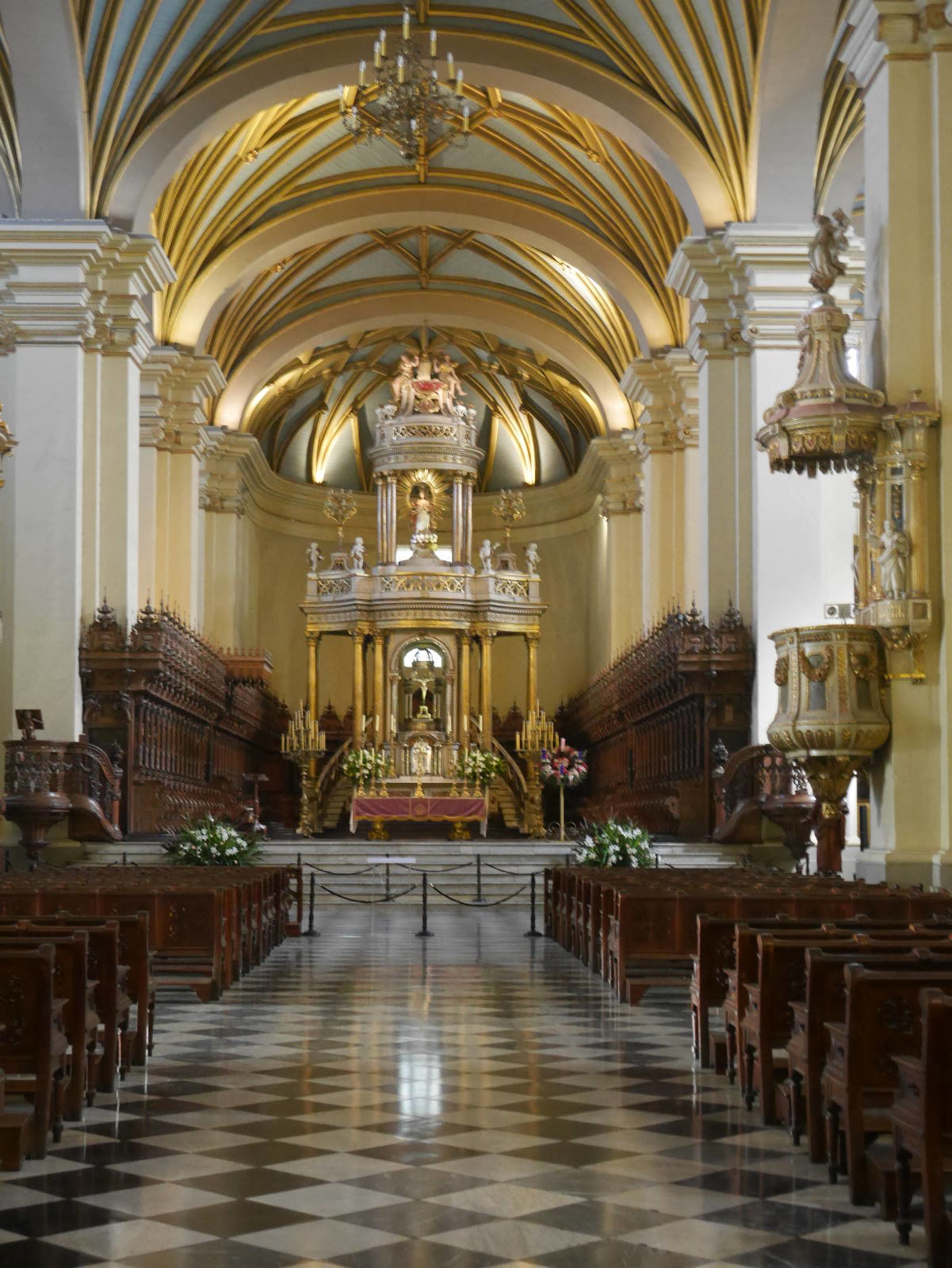lima catherdral