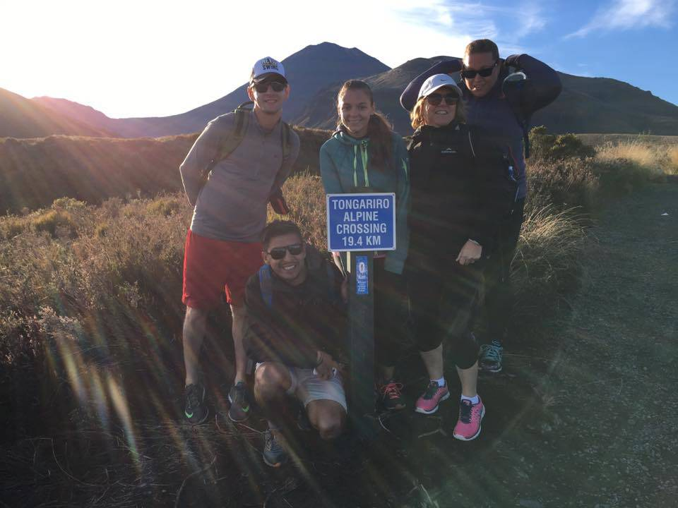 Tongariro Alpine Crossin